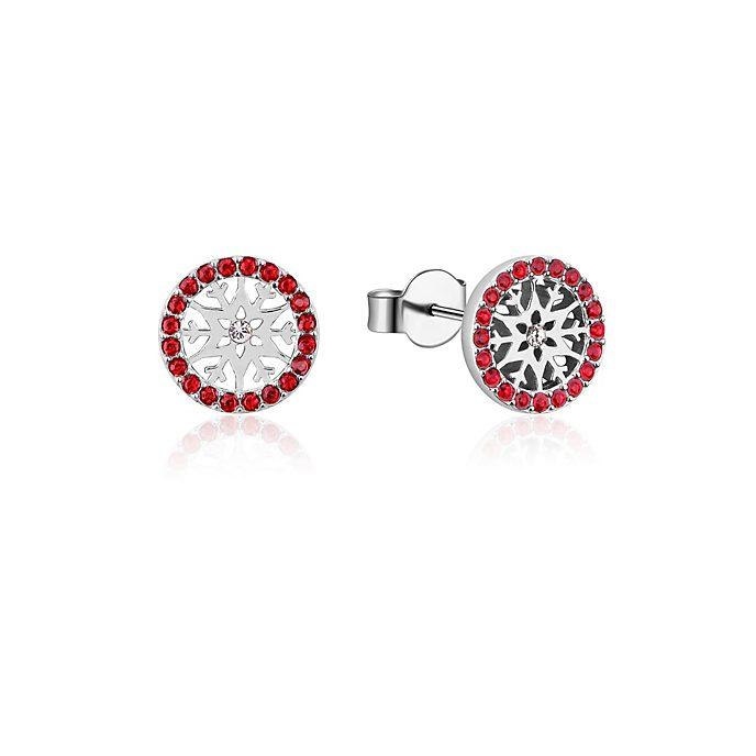 Couture Kingdom Frozen 2 July Birthstone Stud Earrings