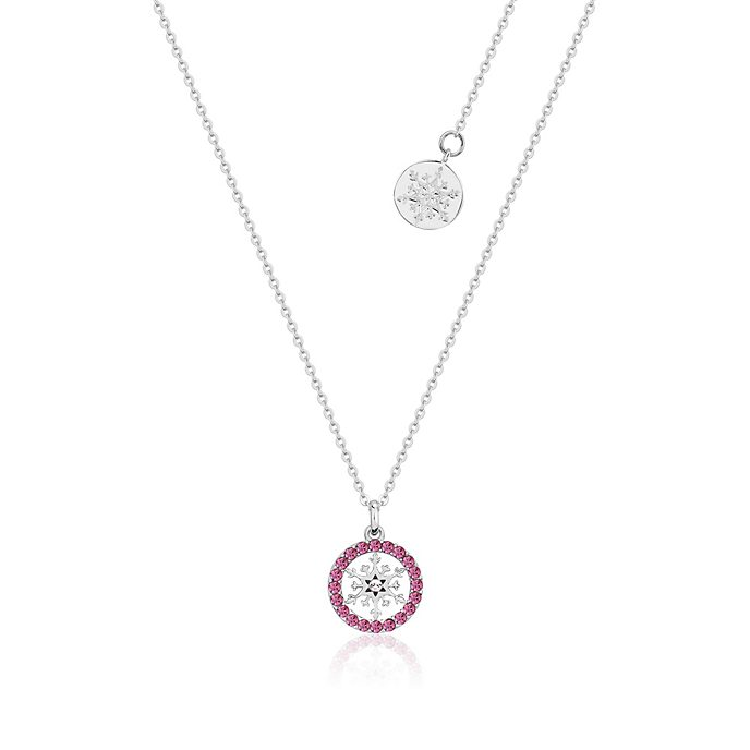 Couture Kingdom Frozen 2 October Birthstone Necklace