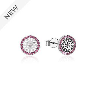 Couture Kingdom Frozen 2 October Birthstone Stud Earrings