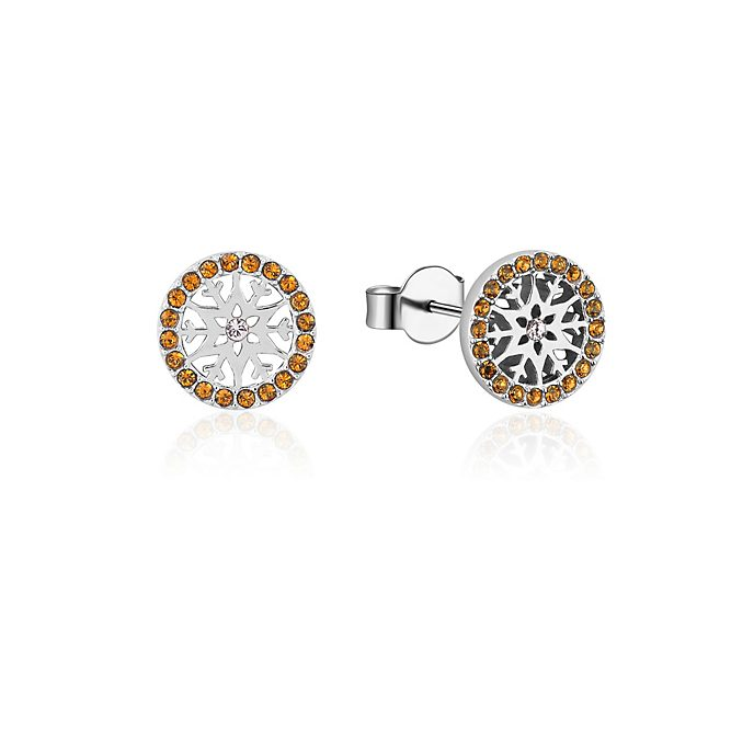 Couture Kingdom Frozen 2 November Birthstone Stud Earrings