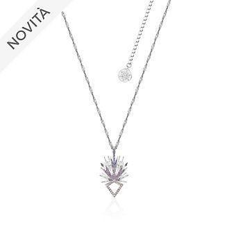 Collana cristallo di ghiaccio Elsa Frozen 2: Il Segreto di Arendelle Couture Kingdom