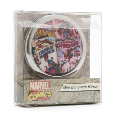 Mini miroir de poche Marvel
