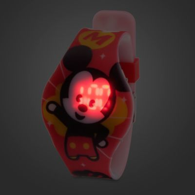 Mickey Mouse MXYZ LED Watch