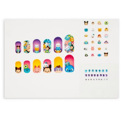 Set decoración uñas Tsum Tsum