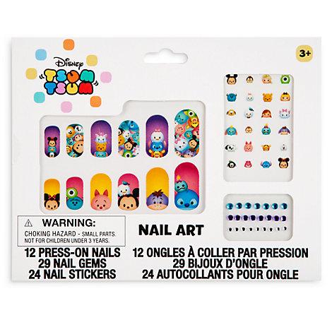 Tsum Tsum Nail Art Set