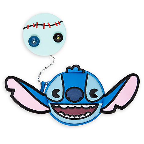 Stitch och Skrutt MXYZ set med väska och spegel