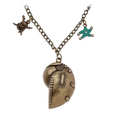 Disney Descendants2 - Uma Halskette mit Muschelanhänger