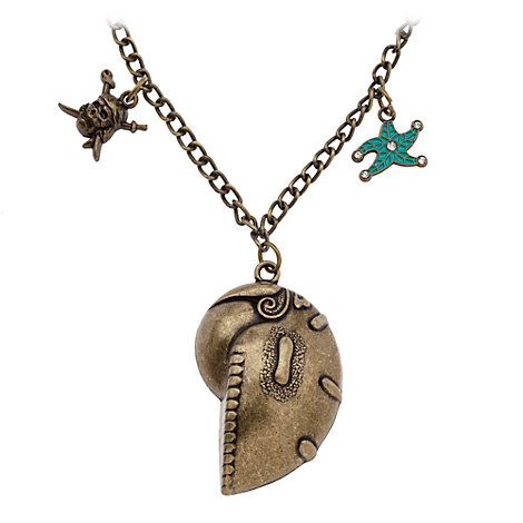 Uma Shell Necklace, Disney Descendants 2