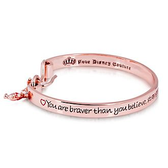 Couture Kingdom Winnie The Pooh Rose Gold-Plated Bangle