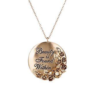Danielle Nicole Beauty and the Beast Necklace
