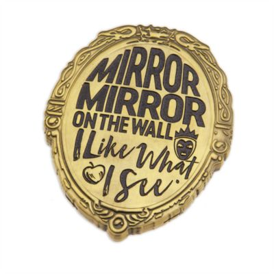 Specchio compatto Oh My Disney Regina Cattiva