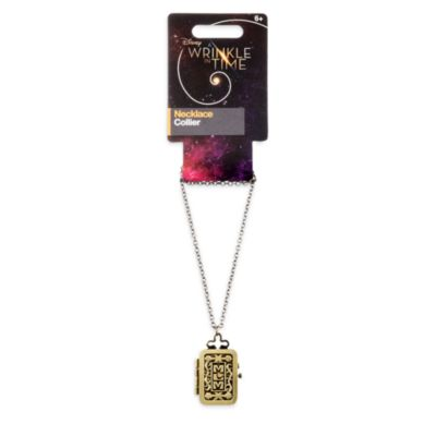 A Wrinkle in Time Watch Necklace