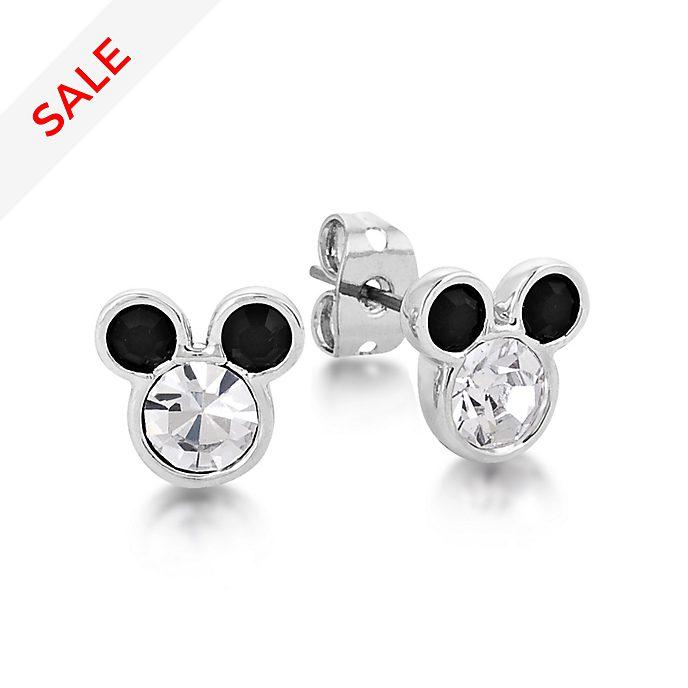 Couture Kingdom - mit Weißgold plattierte Ohrringe - Micky Mouse