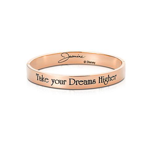 Bracciale placcato oro rosa Couture Kingdom, Principessa Jasmine
