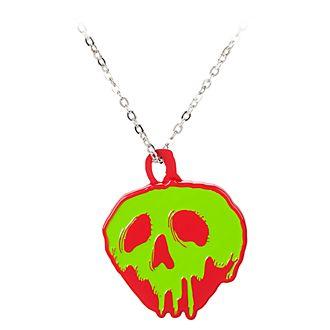 Disney Store - Oh My Disney - Halskette Vergifteter Apfel mit Spiegel