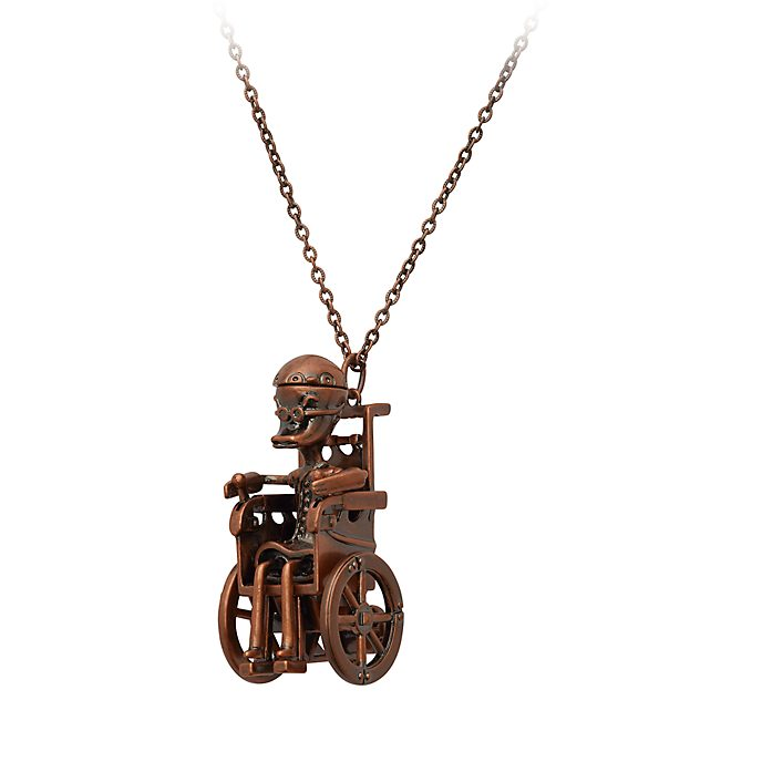 Disney Store Dr Finklestein Necklace, The Nightmare Before Christmas