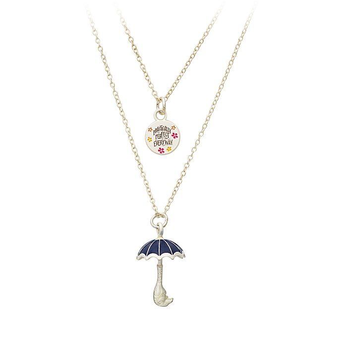 Disney Store Mary Poppins Returns Necklace