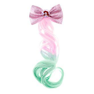 Extensiones de pelo de varios colores, La Sirenita, Princesa Disney