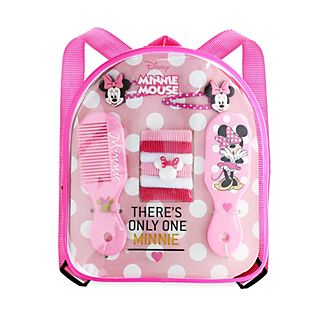 Minnie Mouse Hair Set Backpack