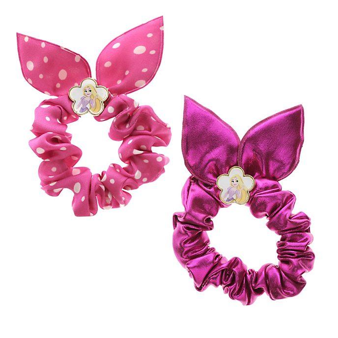 Disney Prinzessin - Rapunzel - Zopfbänder, 2er-Pack