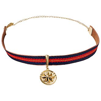 Disney Store Captain Marvel Choker