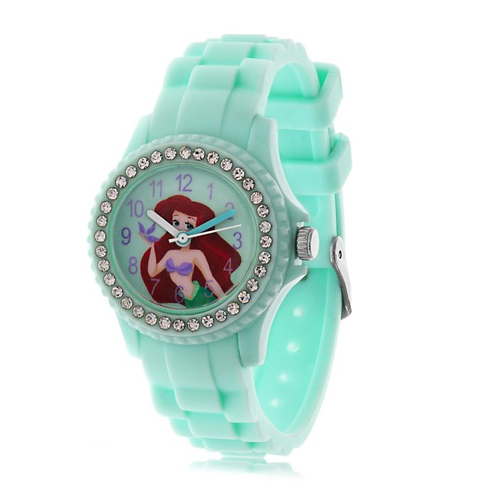 Ariel Silicone Watch For Kids, The Little Mermaid