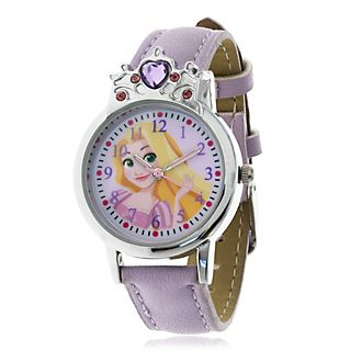 Reloj infantil Rapunzel, Enredados