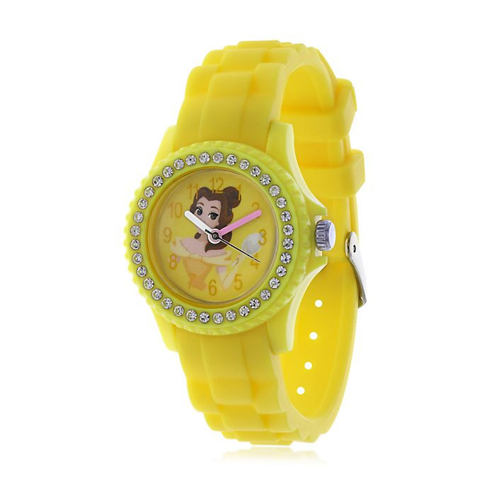 Belle Silicone Watch For Kids, Beauty and the Beast