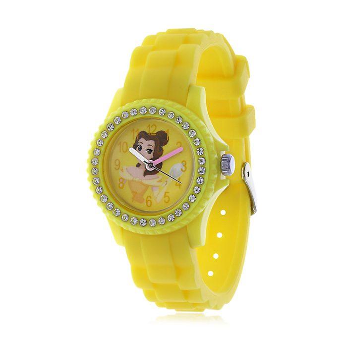 Die Schöne und das Biest - Belle - Armbanduhr für Kinder aus Silikon