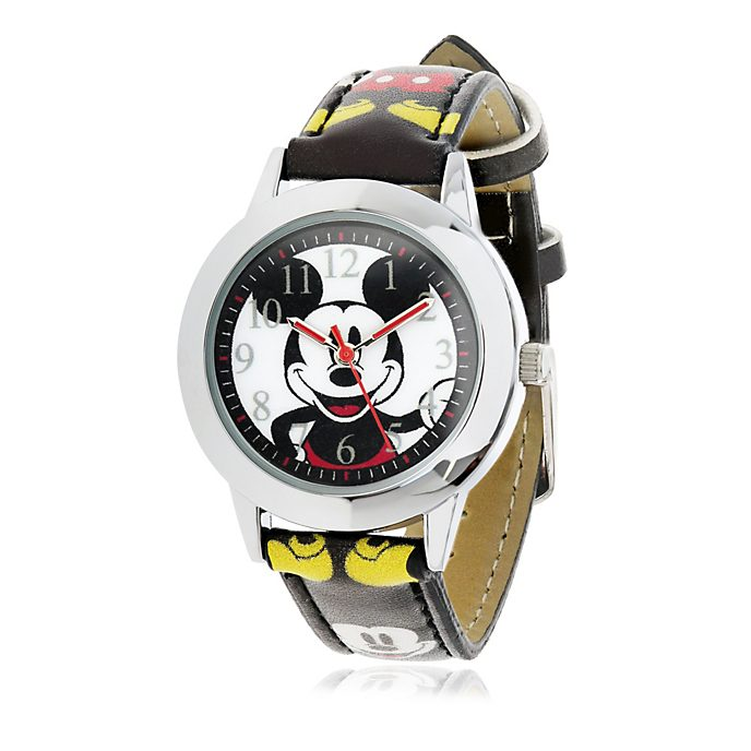 Micky Maus - Armbanduhr für Kinder