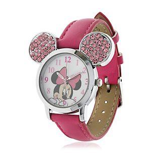 Minnie Maus - Armbanduhr für Kinder