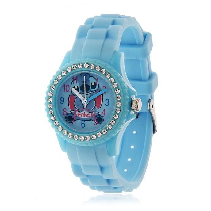 Stitch Silicone Watch For Kids