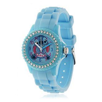 Stitch - Armbanduhr für Kinder aus Silikon