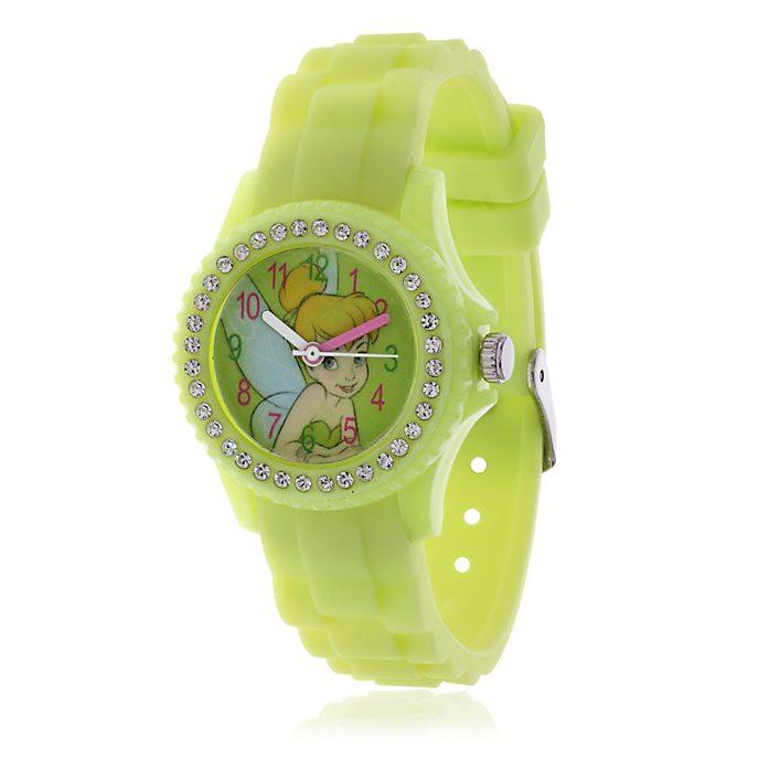 Tinkerbell - Armbanduhr für Kinder aus Silikon