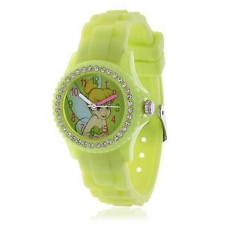 Tinker Bell Silicone Watch For Kids