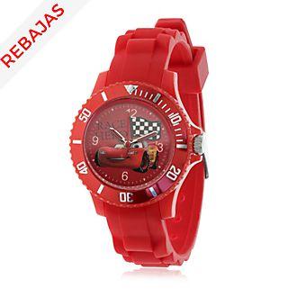 Reloj infantil silicona Disney Pixar Cars