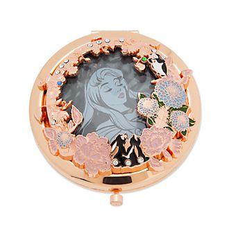 Disney Store Miroir de poche60e anniversaire de La Belle au Bois Dormant