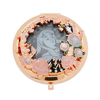 Disney Store Sleeping Beauty 60th Anniversary Compact Mirror