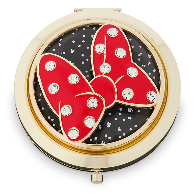 Disney Store Miroir de poche Minnie Rocks the Dots