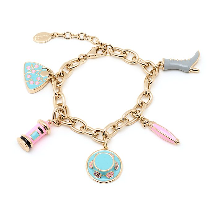 Disney Store Mary Poppins Returns Charm Bracelet
