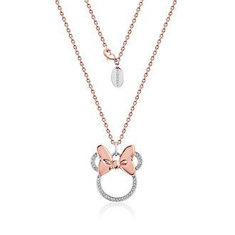 Couture Kingdom Collier à pendentif Minnie Rocks the Dots