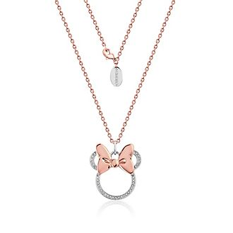 Couture Kingdom Minnie Rocks The Dots Pendant Necklace