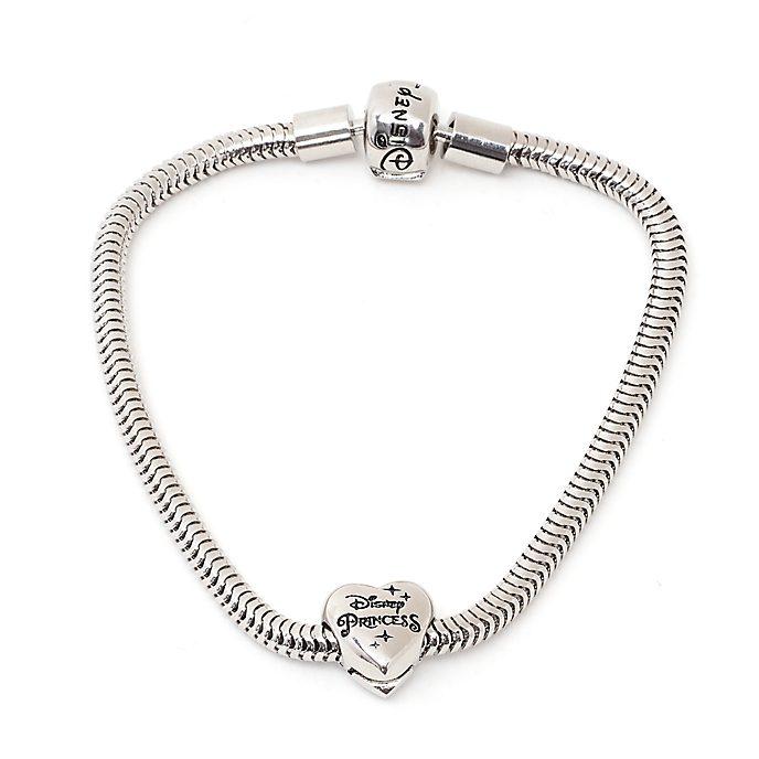 le moins cher acheter réel nouveau produit Disney Store Bracelet Disney Princess Charm, 19 cm