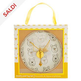 Set gioielli e portagioie Winnie the Pooh Disney Store