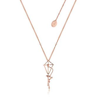 Couture Kingdom Mary Poppins Returns Kite Rose Gold-Plated Necklace