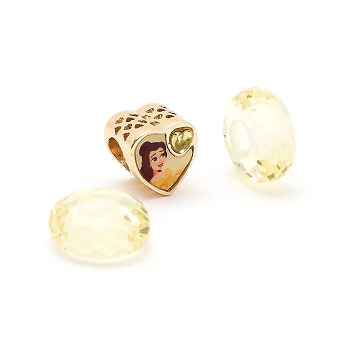 Disney Store Ensemble de perles Belle Disney Princess Charm, Avril