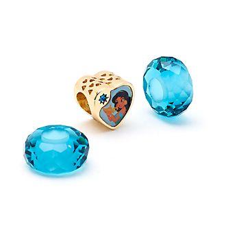 Colección de abalorios princesas Disney, princesa Jasmine, mayo, Disney Store