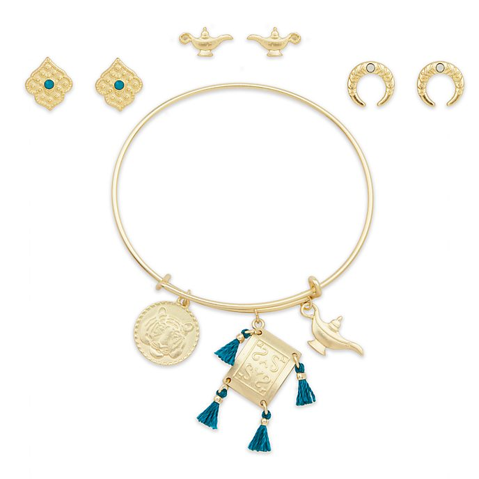 Disney Store Aladdin Jewellery Set