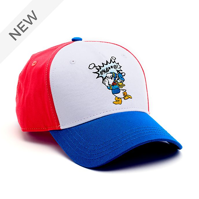 Disney Store Donald Duck Cap For Adults