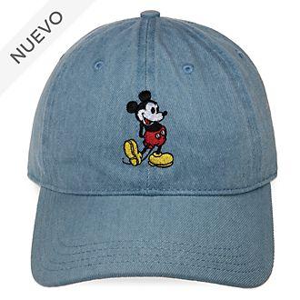 Gorra vaquera Mickey Mouse para adultos, Disney Store